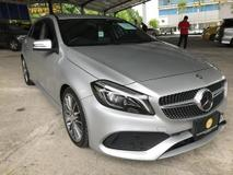 2016 MERCEDES-BENZ A-CLASS A180 AMG FULL SPEC