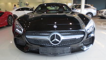 2015 MERCEDES-BENZ GTS 4.0 V8 Bi-TURBO