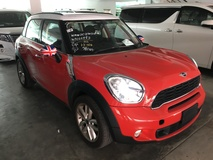 2013 MINI Countryman COUNTRYMAN 1.6 JAPAN SPEC UNREG