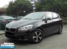 2015 BMW 2 SERIES 218i 1.5 Luxury Active Tourer F45 PushStart ReverseCamera SUPERB LikeNEW