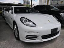 2015 PORSCHE PANAMERA PANAMERA 3.6 4 FACELIFT FULL JAPAN SPEC FREE 3 YEARS WARRANTY UNREG 2015