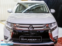 2018 MITSUBISHI OUTLANDER 4WD SUV Discount 8K + Free iPhone8