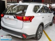 2019 MITSUBISHI OUTLANDER 4WD SUV Discount Std 6K + Additional