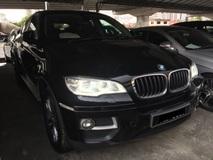 2013 BMW X6 X DRIVE 35I CBU Facelift Sunroof Power Boot Registered 2014