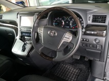 2013 TOYOTA VELLFIRE 2.4 ZG New Facelift TRUE YEAR MADE 2013 NO SST Home Theater 2016