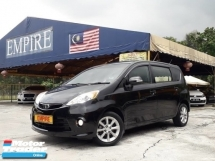 2013 PERODUA ALZA 1.5 ( A ) EZI DVVT !! 7 SEATER MPV !! FULL HIGH SPECS !! ( W 7496 X ) 1 CAREFUL OWNER !!