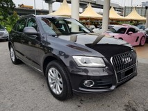 2013 AUDI Q5 2.0 TFSI Quattro (A) New Facelift , Come With Number