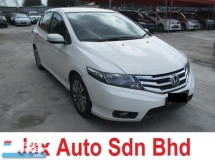 2013 HONDA CITY 1.5E spec paaddle shift facelift model ori paint