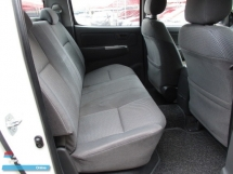 2012 TOYOTA HILUX DOUBLE CAB 2.5G (AT) 4x4 4wd diesel turbo