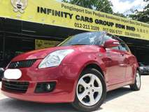 2011 SUZUKI SWIFT FULL SPEC KEYLESS FULL LOAN