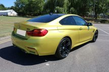 2014 BMW M4 BMW M4 DCT COUPE 2014