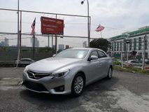 2015 TOYOTA MARK X MARK X 250G S-PACKAGE 2015