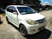 2010 TOYOTA AVANZA 1.3 E FULL Spec(MANUAL)2010 Only 1 UNCLE Owner, LOW Mileage, TIPTOP, ACCIDENT-Free, DIRECT-Owner, NEGOTIABLE with FULL Spec