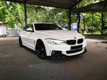2017 BMW 4 SERIES 435i M Performance Top trim