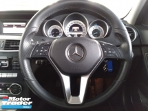 2014 MERCEDES-BENZ C-CLASS C200 1.8 Blue Efficiency Avantgarde Model