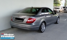 2013 MERCEDES-BENZ C-CLASS C250 1.8 CGI Blue Efficiency Avantgarde Model