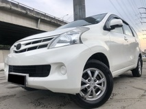 2014 TOYOTA AVANZA 1.5G TIPTOP CONDITION FULL LOAN