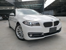 2013 BMW 5 SERIES 520I LUXURY EDITION FACELIFT UNREG