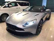 2017 ASTON MARTIN DB11 V12 SURROUND CAMERA BANG & OLUFSEN SOUND SYSTEM