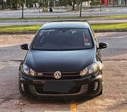 2010 VOLKSWAGEN GOLF MK6 GTI Turbo 2.0 Auto Black Panther Hatchback