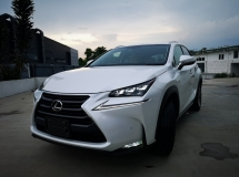 2014 LEXUS NX 200T VERSION L FULL SPEC (UNREG) - PRICE REDUCED & OTR.. PROMOTION