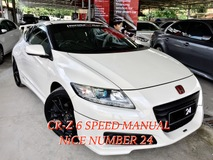 2012 HONDA CR-Z ALPHA BLACK LABEL