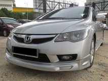 2010 HONDA CIVIC 1.8S-L Nice Car
