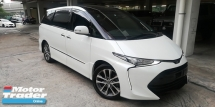 2017 TOYOTA ESTIMA 2.4 AERAS Premium P.roof power boot