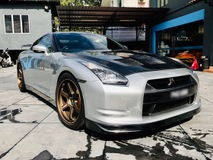2009 NISSAN GT-R PREMIUM EDITION WITH MANY EXTRAS