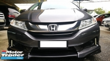 2016 HONDA CITY 1.5E*1/OWNER*TIP TOP CONDITION