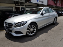 2015 MERCEDES-BENZ C-CLASS C200 BLUE EFFICIENCY Done 45K km