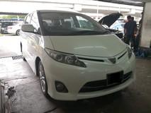 2011 TOYOTA ESTIMA 2.4 Aeras G High Spec TRUE YEAR MADE 2011 NO SST 2 Power Door 7 Seat Ori 2013