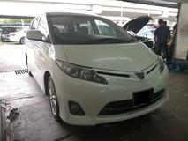 2011 TOYOTA ESTIMA 2.4 Aeras G High Spec TRUE YEAR MADE 2011 NO SST 2 Power Door 7 Seat Ori 2013