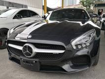 2015 MERCEDES-BENZ GTS AMG GT 4.0 COUPE (3 YEARS WARRANTY) JAPAN SPEC UNREG 2015