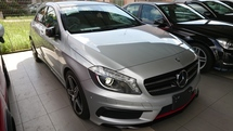 2014 MERCEDES-BENZ A-CLASS A180 AMG SPORT PANORAMIC ROOF