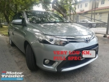 2013 TOYOTA VIOS 1.5J (AT), ONE OWNER, LOW KM, LIKE NEW, WELL MAINTAIN, ACC FREE, FULL LOAN