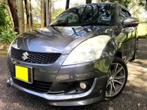 2013 SUZUKI SWIFT 1.4 GLX-S BODYKIT PUSH START IMPORT BARU