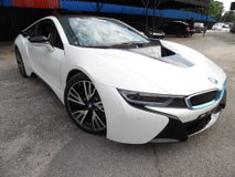 2016 BMW I8 eDRIVE (PLUG IN HYBRID) 1.5 TURBO