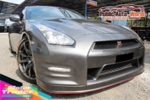 2010 NISSAN GT-R 3.8 GTR R35 PREMIUM BLACK EDITION