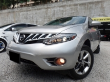 2009 NISSAN MURANO 2.5 (A) F/LIFT AWD PERFECT CONDITION