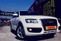 2013 AUDI Q5 2.0 ( A ) TFSI QUATTRO !! TURBO !! S-LINE NEW FACELIFT !! SPORT EDITION !! PREMIUM FULL HIGH SPECS COMES WITH POWER BOOT MEMORY ELECTRICAL SEATS & ETC !! ( WXX 8126 ) 1 CAREFUL OWNER !!
