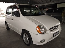 2004 HYUNDAI ATOS 1.0 AUTO BLACKLIST CAN LOAN. installment RM216months