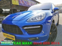 2010 PORSCHE CAYENNE 4.8 V8 TURBO S AUTO - AIR MATIC- SUN ROOF - SPORT MODE - REVERSE CAMERA - BURMESTER SOUND SYSTEM - LIKE NEW - VIEW TO BELIEVE -
