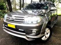 2011 TOYOTA FORTUNER 2.7V TRD SPORTIVO FACE LIFT 4WD SALE