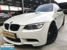 2010 BMW M3 E92 4.0 V8 COUPE M3 - FREE 1YEAR WARRANTY - REG 2013 - 1OWNER - ACC FREE - FULL SERVICE RECORD - FULL LOAN - RM0 D.PAYMENT, 3.XX%.....