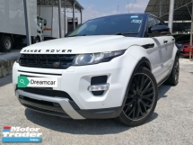 2013 LAND ROVER EVOQUE Dynamic Plus Petrol