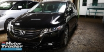 2013 HONDA ODYSSEY RB3 MX-AERO / PUSH START / OFFER READY STOCK
