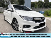 2018 HONDA CITY 1.5 V FULL SPEC SPORT LIMITED EDITION TIP TOP CONDITION LOW MILEAGE UNDER WARRANTY
