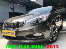 2013 KIA CERATO 1.6 (A) Premium