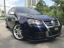 2008 VOLKSWAGEN GOLF R32 3.2 (A) LIMITED EDITION HPS 240 LIKE NEW